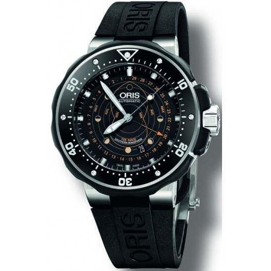 Oris Diving ProDiver Pointer Moon 01 761 7682 7134-Set