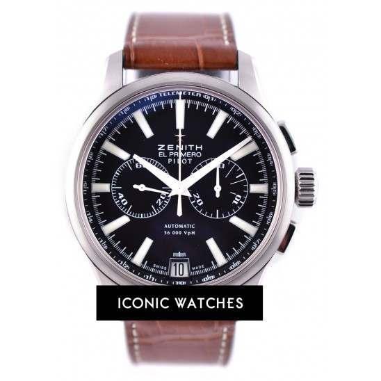 Zenith El Primero Pilots Chronograph 03.2117.4002/23.C704 main