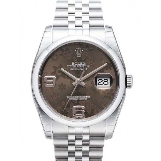 Rolex Datejust Bronze Arab Jubilee 116200