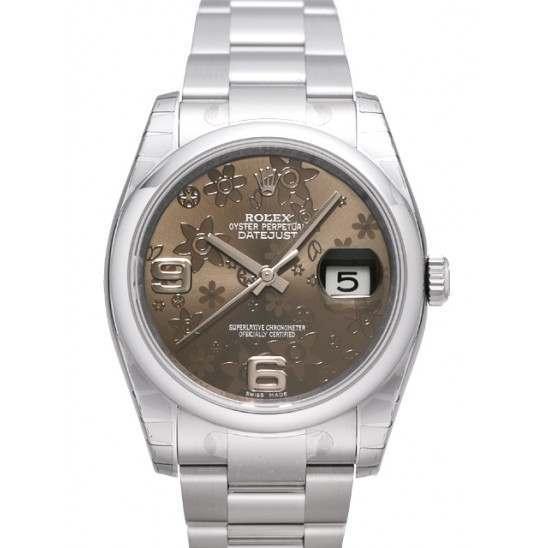 Rolex Datejust Bronze Arab Oyster 116200
