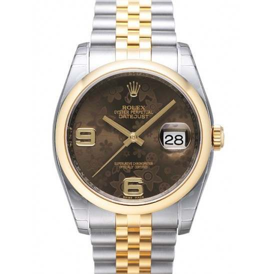 Rolex Datejust Bronze Arab Jubilee 116203