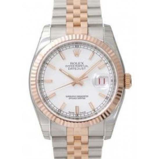 Rolex Turn o graph - 116261 (WJ)