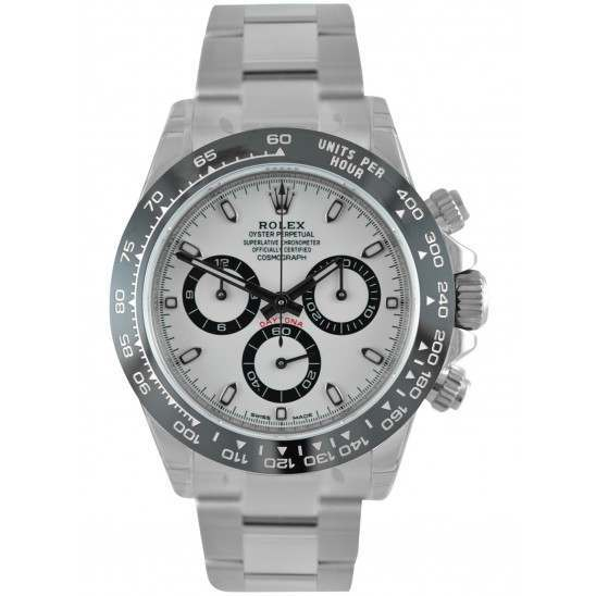 Rolex Cosmograph Daytona Steel White/index Baselworld 2016 116500LN