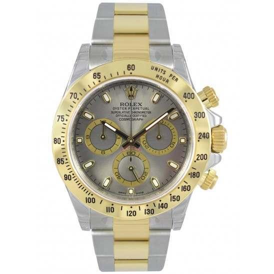 Rolex Cosmograph Daytona Steel & Gold Steel/index 116523