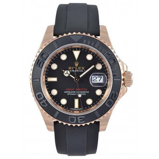 Rolex Yacht-Master 40mm Everose gold 116655