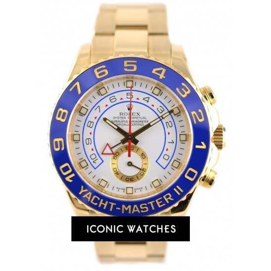 Rolex Yachtmaster II December 2011- 116688