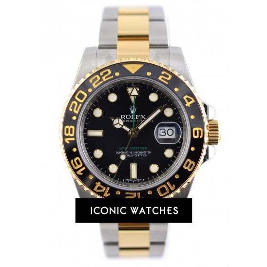 Rolex GMT Master II  116713LN Main