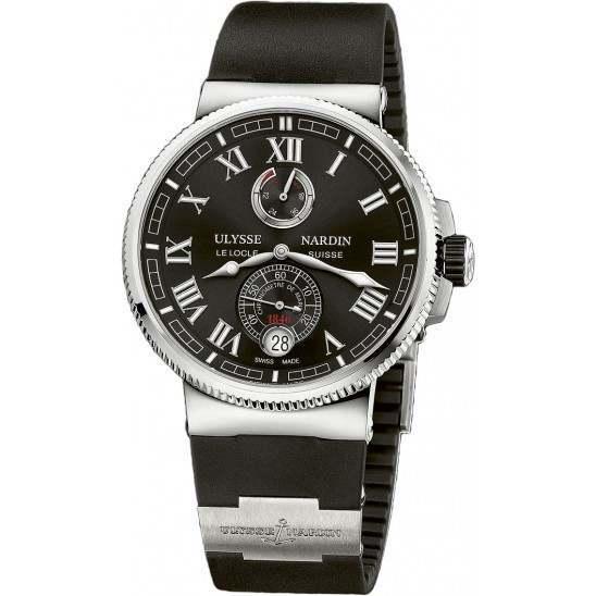 Ulysse Nardin Marine Chronometer Manufacture 43mm 1183-126-3/42