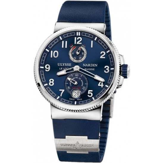 Ulysse Nardin Marine Chronometer Manufacture 43mm 1183-126-3/63