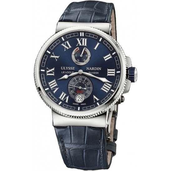 Ulysse Nardin Marine Chronometer Manufacture 43mm 1183-126/43