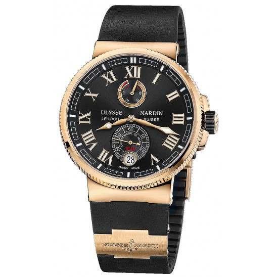 Ulysse Nardin Marine Chronometer Manufacture 43mm 1186-126-3/42
