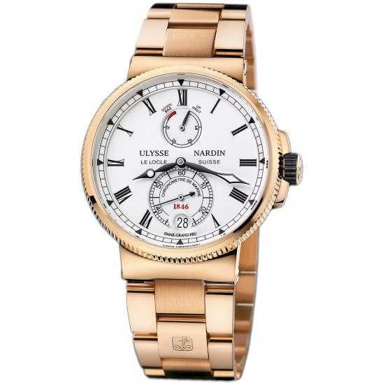 Ulysse Nardin Marine Chronometer Limited Edition 1186-126-8M/E0