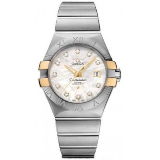 Omega Constellation Brushed Automatic (Co-Axial) 123.20.31.20.55.004