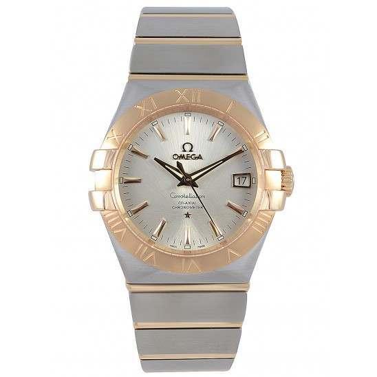Omega Constellation Chronometer 35 mm Chronometer 123.20.35.20.02.001