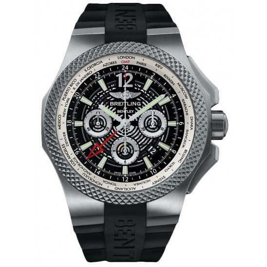 Breitling Bentley GMT Automatic Chronograph EB043210.BD23.222S