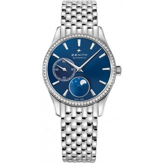 Zenith Captain Ultra Thin Lady Moonphase 16.2310.692/51.M2310