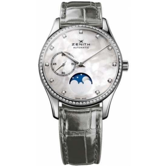 Zenith Class Elite Lady Ultra Thin Moonphase 16.2310.692/81.C706