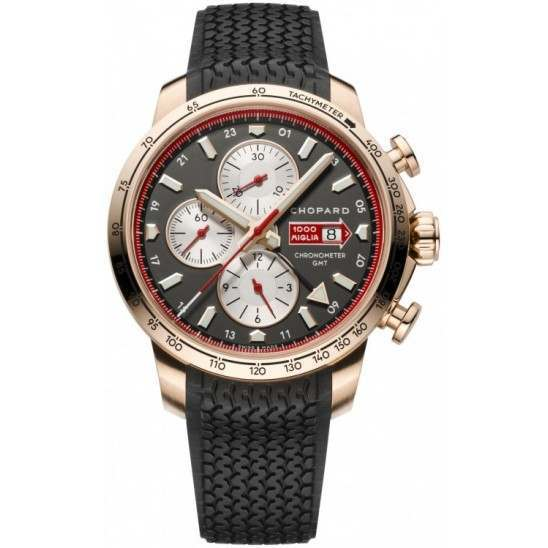 Chopard Mille Miglia GMT Chrono 2013 Limited Edition 161292-5001