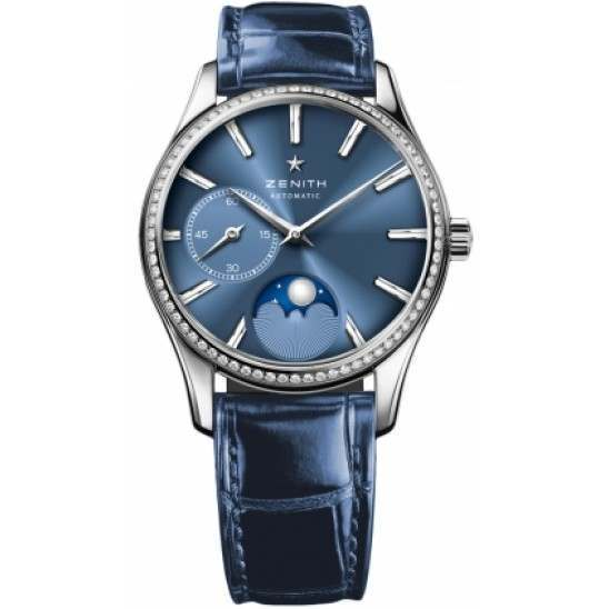 Zenith Class Elite Lady Ultra Thin Moonphase 16.2310.692/51.C705