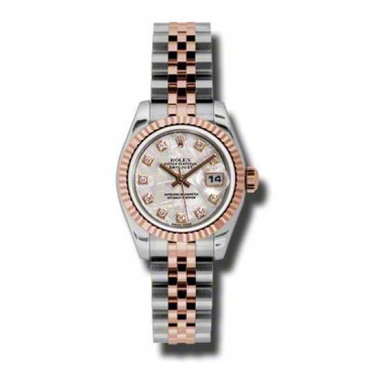 Rolex Lady-Datejust Meteorite/Diamond Jubilee 179171