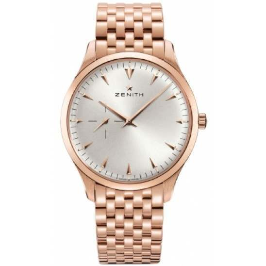Zenith Heritage Ultra Thin. Rose Gold 18.2010.681/01.M2010