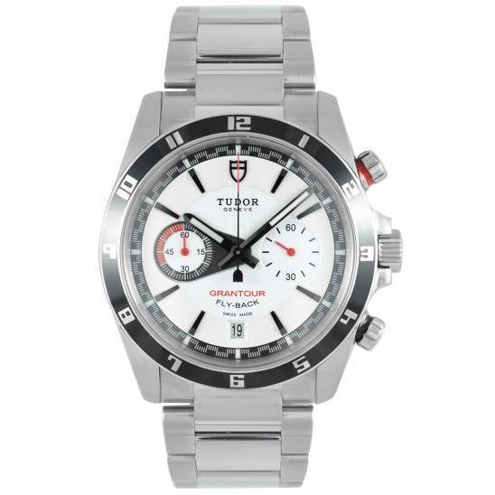As New Tudor Grantour Chrono Fly-Back Watch 20550N