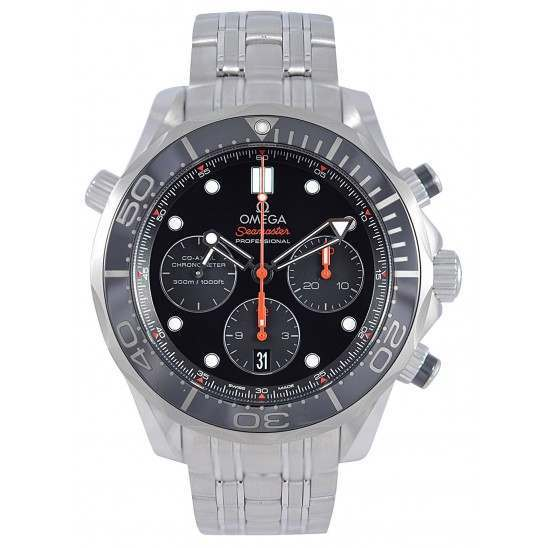 Omega Seamaster 300 M Chrono Diver 212.30.44.50.01.001