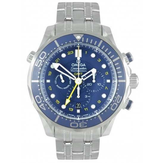 Omega Seamaster 300 M GMT Chronograph 212.30.44.52.03.001
