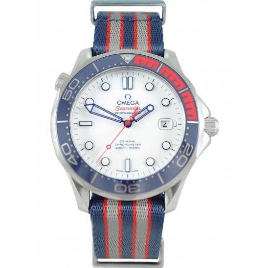 Omega Seamaster 300M Commander's Watch 41mm 212.32.41.20.04.001