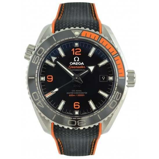 Omega Seamaster Planet Ocean 600 M Chronometer 215.32.44.21.01.001