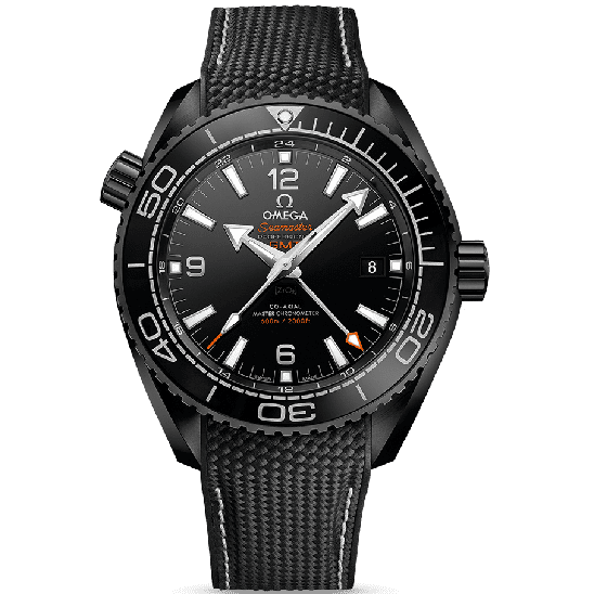 Omega Seamaster Planet Ocean 600 M Chronometer GMT 215.92.46.22.01.001