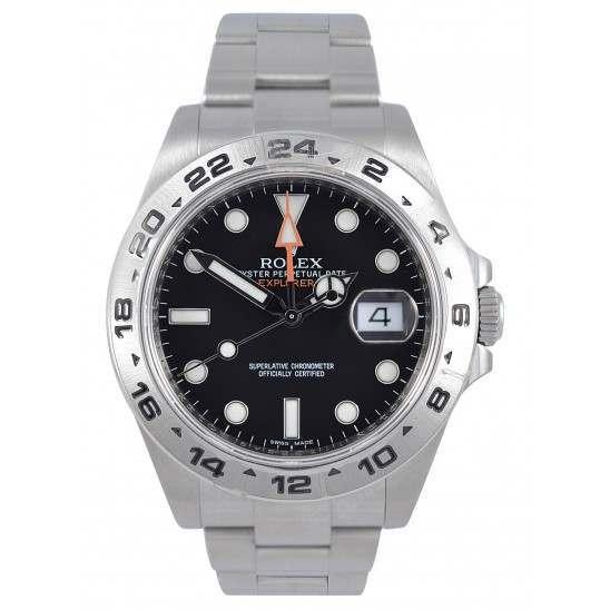 Rolex Explorer II Black Dial 216570