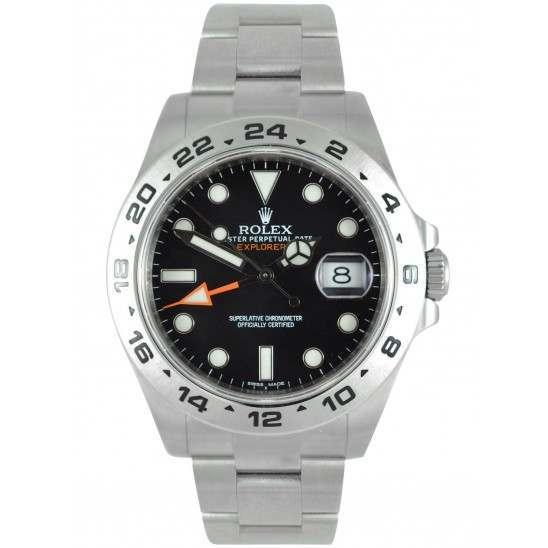 Rolex Explorer II Black Dial Oyster 42.00mm 216570