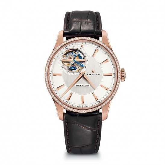 Zenith Captain Tourbillon 22.2190.4041/01.C498