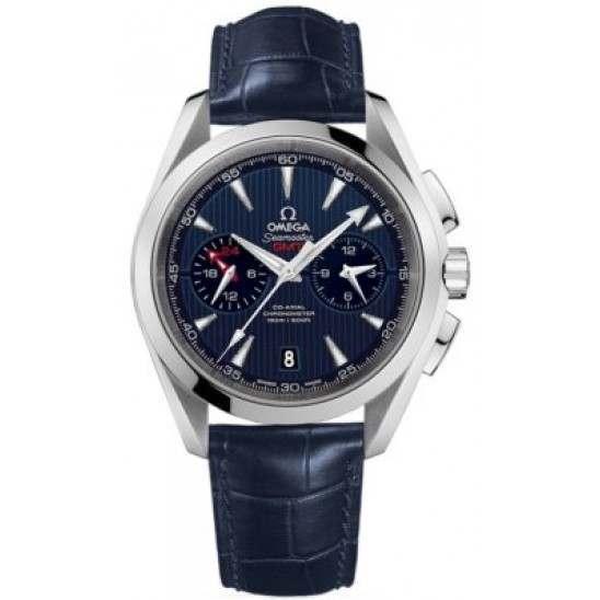 Omega Seamaster Aqua Terra 150 M GMT Chronograph 231.13.43.52.03.001