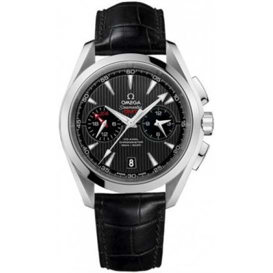 Omega Seamaster Aqua Terra 150 M GMT Chronometer 231.13.43.52.06.001