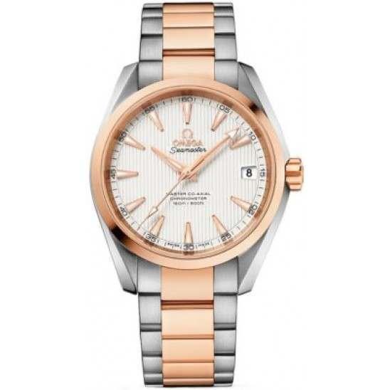 Omega Seamaster Aqua Terra Mid Size Chronometer 231.20.39.21.02.001