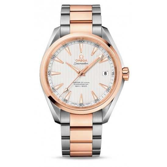 Omega Seamaster Aqua Terra Chronometer 231.20.42.21.02.001