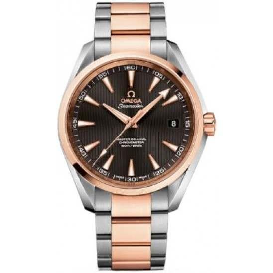Omega Seamaster Aqua Terra Chronometer 231.20.42.21.06.003