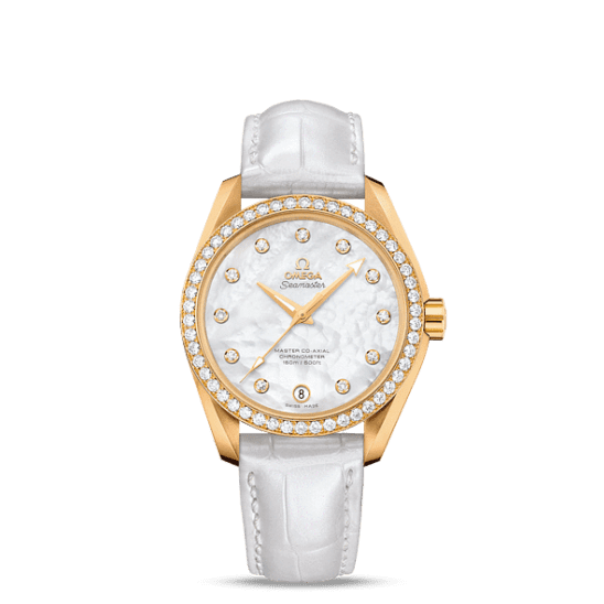 Omega Seamaster Aqua Terra 150M Co-Axial Ladies 231.58.39.21.55.002