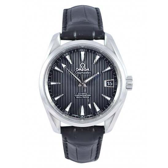 Omega Seamaster Aqua Terra Chronometer As  New 231.13.39.21.01.001