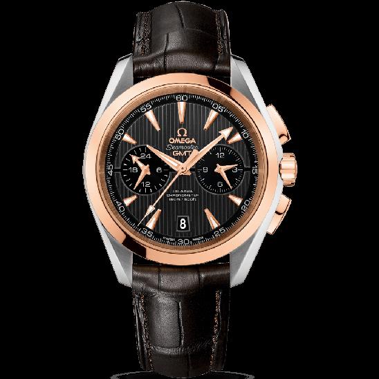 Omega Seamaster Aqua Terra 150M GMT Chronograph 231.23.43.52.06.001