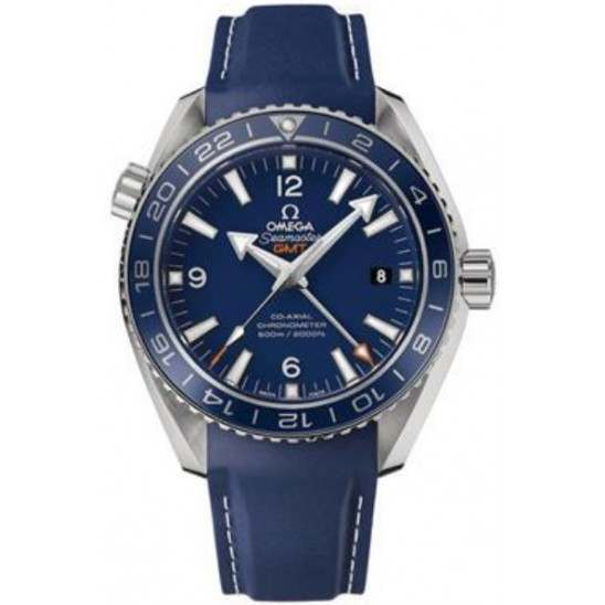 Omega Seamaster Planet Ocean Planet Foundation 232.92.44.22.03.001