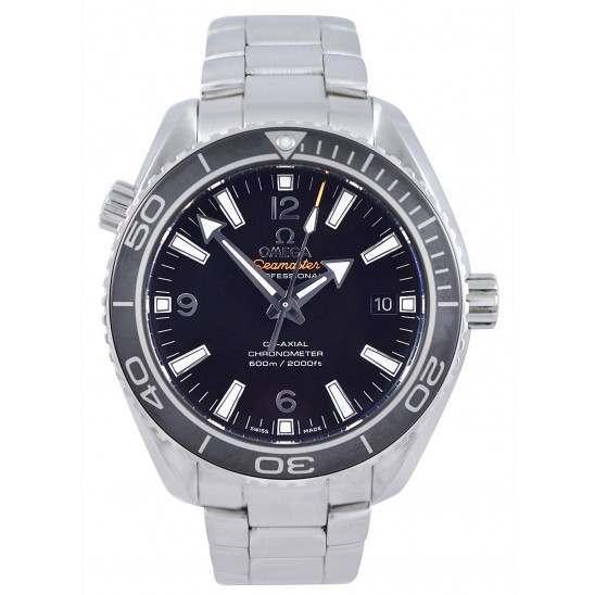 Omega Seamaster Planet Ocean Chronometer 232.30.42.21.01.001