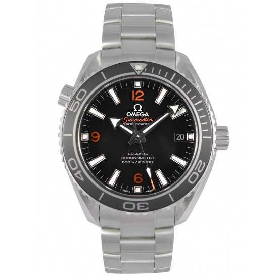 Omega Seamaster Planet Ocean Chronometer 232.30.42.21.01.003