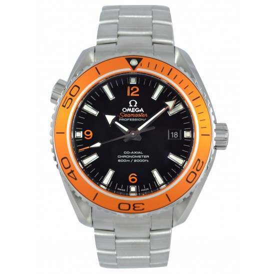 As New Omega Seamaster Planet Ocean Big Size 232.30.46.21.01.002