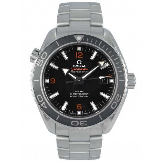 Omega Seamaster Planet Ocean Big Size Chronometer 232.30.46.21.01.003