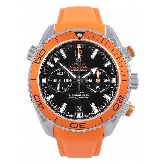 Omega Seamaster Planet Ocean Chrono Chronometer 232.32.46.51.01.001