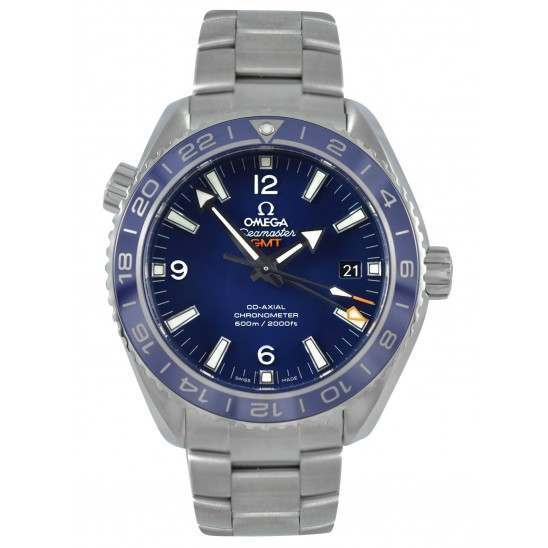 Omega Seamaster Planet Ocean Planet Foundation 232.90.44.22.03.001