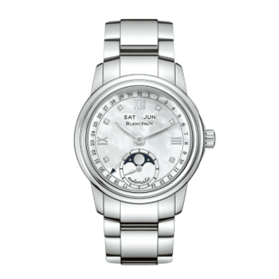 Blancpain Leman Complete Calendar for Women 2360-1191A-71A